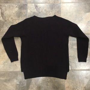 Aritzia Sweaters - Isabelli Wilfred Free Wool Burgundy Sweater S